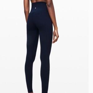 Lululemon Align Pant II Midnight Navy Size 2